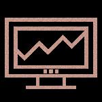 salesgraph-rosegold